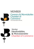 Coventry & Warwickshire and Worcestershire & Herefordshire Chambers of Commerce