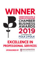 Chmaber Business Awards Winner 2019